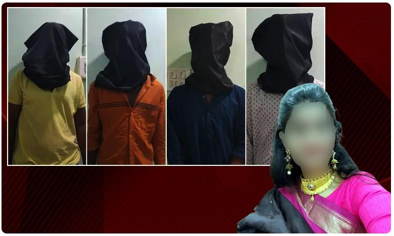 Police Encounter in Disha Murder Case, బిగ్ బ్రేకింగ్ న్యూస్: దిశ ఘటనలో నిందితుల ఎన్కౌంటర్.!