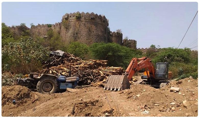 Another Fort in Golconda, సొరంగాల గోల్కొండ ఖిలాలో మరో 'రాజ కోట'..!
