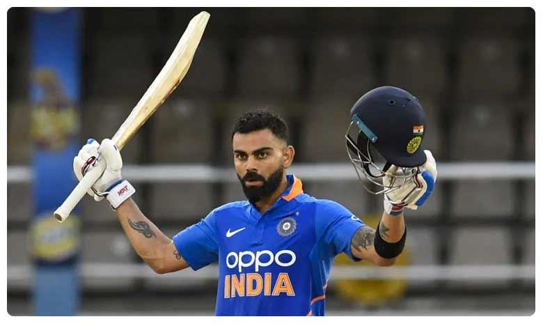 ICC test Rankings, స్మిత్కు షాక్.. మళ్లీ టాప్లోకి కోహ్లీ