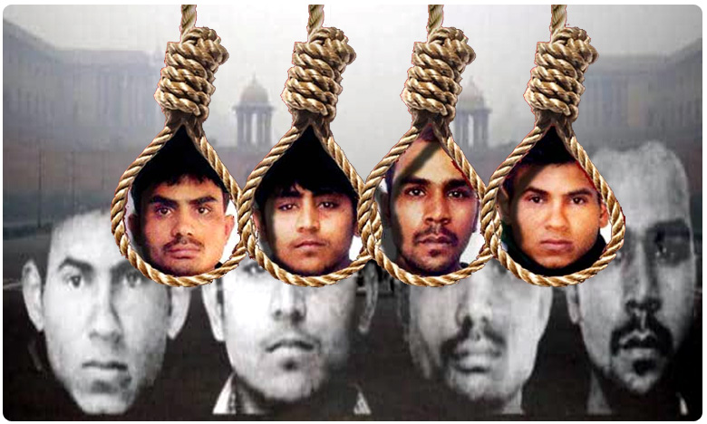 Nirbhaya Case: No Separate Executions, బ్రేకింగ్: నిర్భయ కేసు.. దోషులకు వారం రోజుల గడువు!