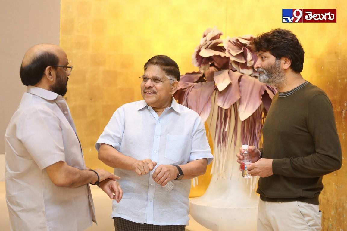 Allu Arjun Ala Vaikunthapurramulo Thanks Meet, అల్లు అర్జున్ 'అల వైకుంఠపురములో థాంక్స్ మీట్