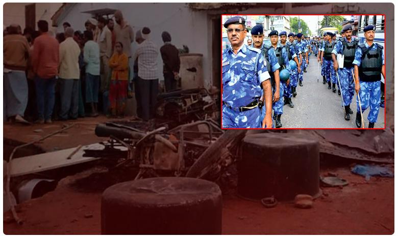 Telangana Town Tense After Clashes.. Internet Suspended In 4 Districts, ఖాకీ పహారాలో భైంసా.. రాష్ట్రం ఏర్పడ్డాక తొలి కర్ఫ్యూ..!