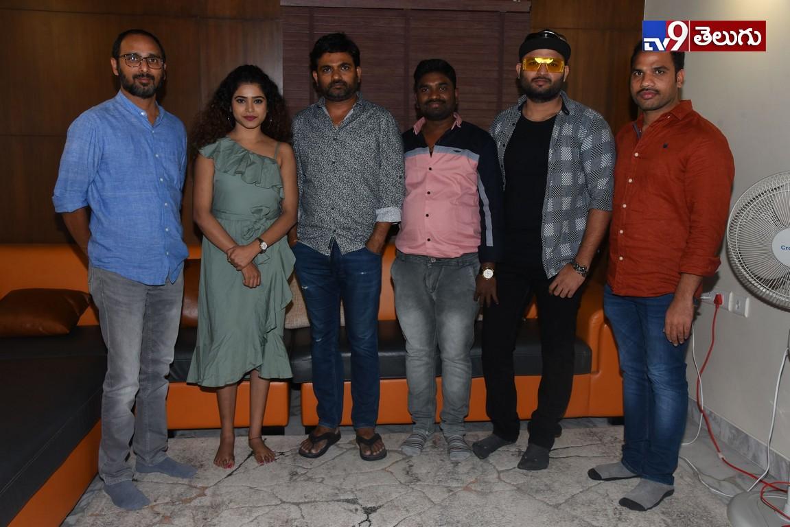 Prema Pipasi Trailer Launch, 'ప్రేమ పిపాసి'  ట్రైలర్ లాంచ్ చేసిన డైరెక్టర్ మారుతి