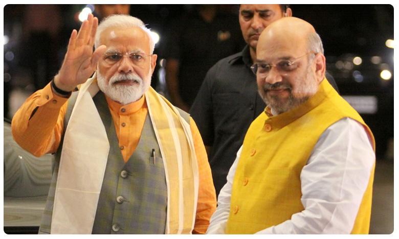 PM Modi's tenure historic achievements: Amit Shah, ఆయనతోనే మా విజయం : అమిత్షా