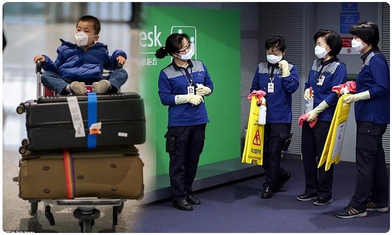 China s Vuhan Virus Comes to the US, వుహాన్ వైరస్.. చైనా నుంచి తాజాగా అమెరికాలో ..