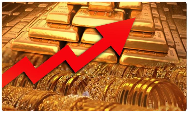 Gold Price Reached Rs.45 Thousand, ఫ్లాష్ న్యూస్.. రూ.45 వేలు దాటిన గోల్డ్