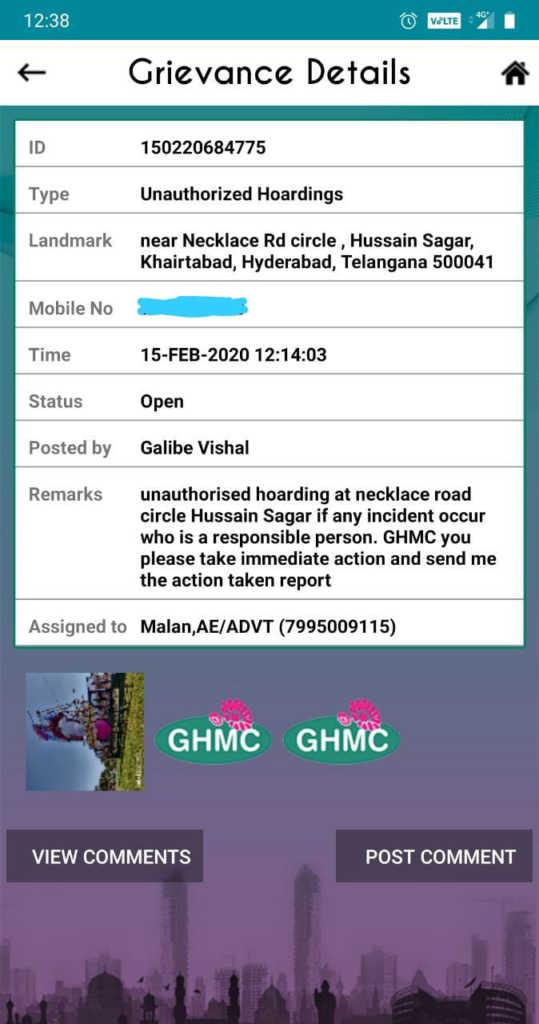 ghmc shocks telangana minister, Breaking News: తలసానికి షాకిచ్చిన జీహెచ్ఎంసీ.. ఏకంగా ఫైన్