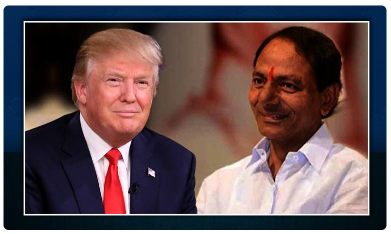 CM KCR will be heading to Delhi to meet US President Donald, ట్రంప్ను కలవనున్న కేసీఆర్.. ఇవాంకాకు అదిరిపోయే గిఫ్ట్