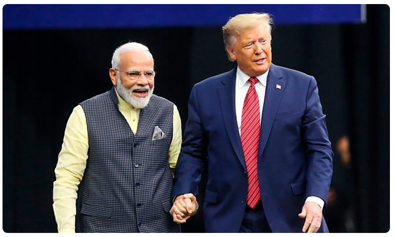 Congress Satirical Advertisement, ట్రంప్ రాక.. కాంగ్రెస్ సెటైర్.. వెరైటీ యాడ్ !