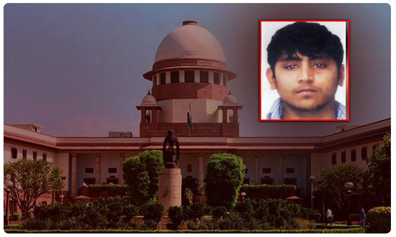 SC to consider curative plea of death row convict Pawan Gupta today, నిర్భయ: పవన్ క్యురేటివ్ పిటిషన్పై నేడు సుప్రీం విచారణ