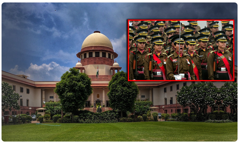 Women Officers can Get Posts in Army, ఆర్మీలో 'ఆమె'కు అందలం.. సుప్రీంకోర్టు  ఆదేశం