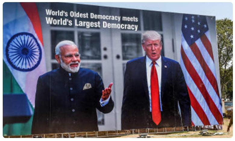Namaste Trump, Namaste Trump: 'నమస్తే ట్రంప్'..ఢిల్లీ, అహ్మదాబాద్ రెడీ టు వెల్ కమ్ !