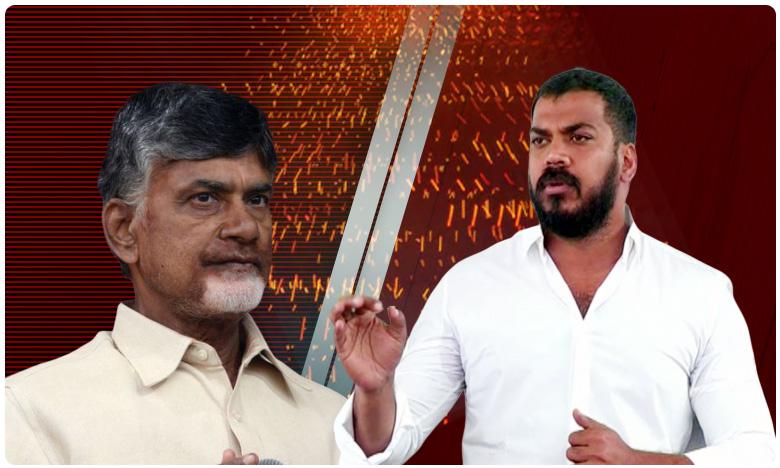 Minister comments on Chandrababu, బాబుకు మంత్రి అనిల్ సవాల్.. దమ్ముంటే మరో పార్టీ పెట్టి..!