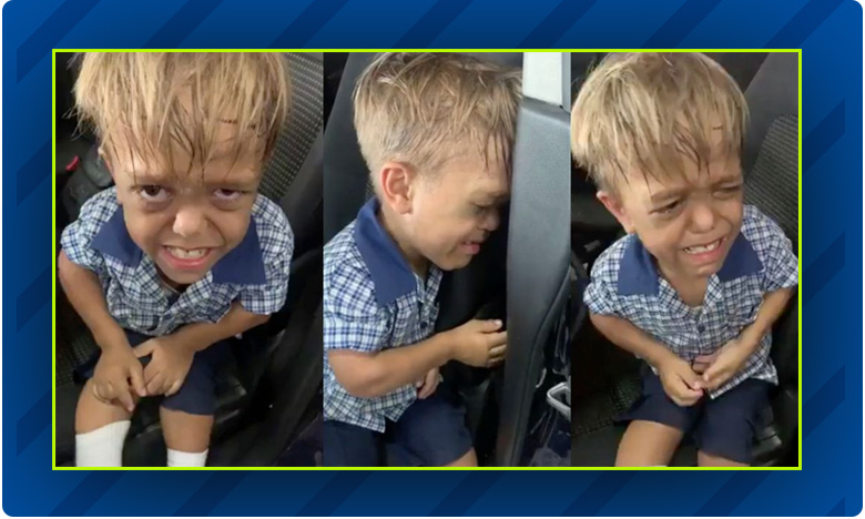 bullied 9 year old boy in australia to skip disneyland, 'ఆ సొమ్ము మాకొద్దు'..చచ్చిపోతానంటున్న కుర్రాడి బంధువు ప్రకటన