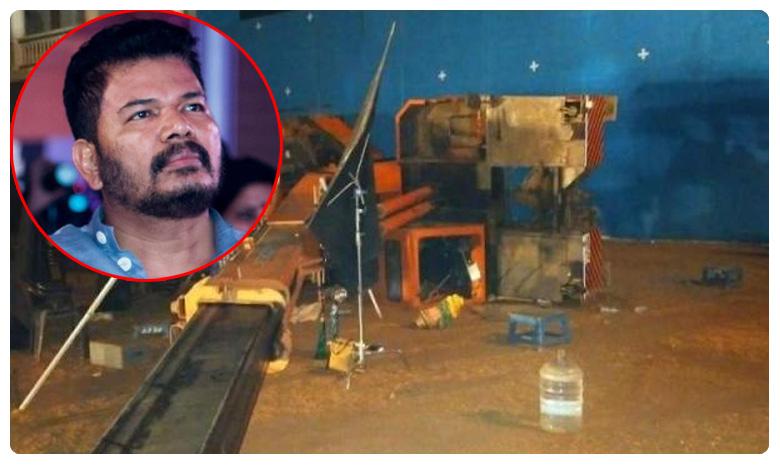 Miashap in Indian 2 shooting, Indian 2 Accident: అది నా మీద పడినా బావుండేదేమో: శంకర్ ఎమోషనల్ పోస్ట్
