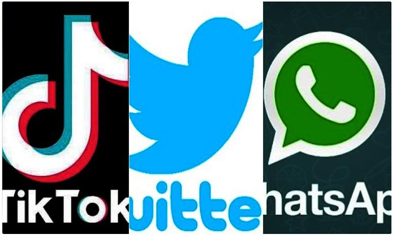 Criminal Cases Registered against Social Media Apps, ట్విట్టర్, వాట్సాప్, టిక్టాక్లపై దేశంలోనే తొలిసారిగా కేసు నమోదు