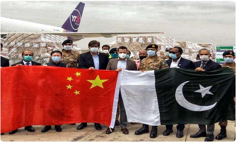china sends medical personnel supplies to pakistan to combat corona, కరోనాపై సమరం.. పాకిస్తాన్ కు చైనా సాయం..