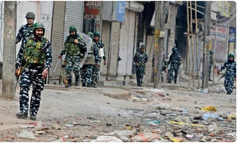 Delhi violence : BSF to help rebuild its constable home gutted in riot, Delhi violence : అల్లర్లలో జవాన్ ఇల్లు ధ్వంసం.. ఎంటరైన బీఎస్ఎఫ్.. ఏం చేసిందంటే..?