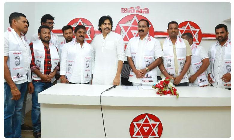 Pawan Kalyan's Jana Sena Party, ఏపీ రాజకీయాల్లో సెన్సేషన్…జనసేనలోకి వైసీపీ నేతలు