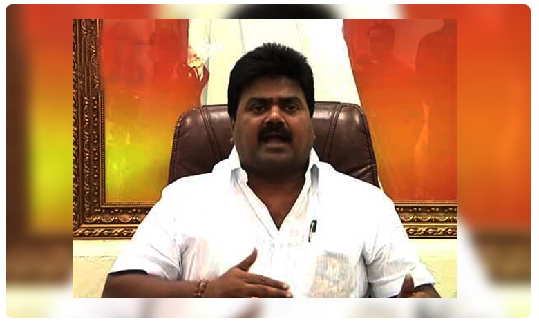 The case filed on ex mla kuna ravi kumar in srikakulam ponduru police station, టీడీపీ మాజీ ఎమ్మెల్యే కూన రవికుమార్పై కేసు నమోదు..
