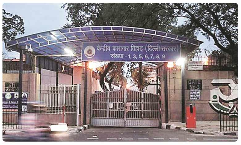karona effect prisoners released fromtihar jail, కరోనా ఎఫెక్ట్ : ఖైదీల విడుదల
