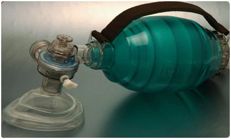 Corona Effect: IIT Hyderabad moots bag valve mask as alternative to ventilators, వెంటిలేటర్లకు ప్రత్యామ్నాయంగా 'బ్యాగ్ వాల్వ్ మాస్క్'