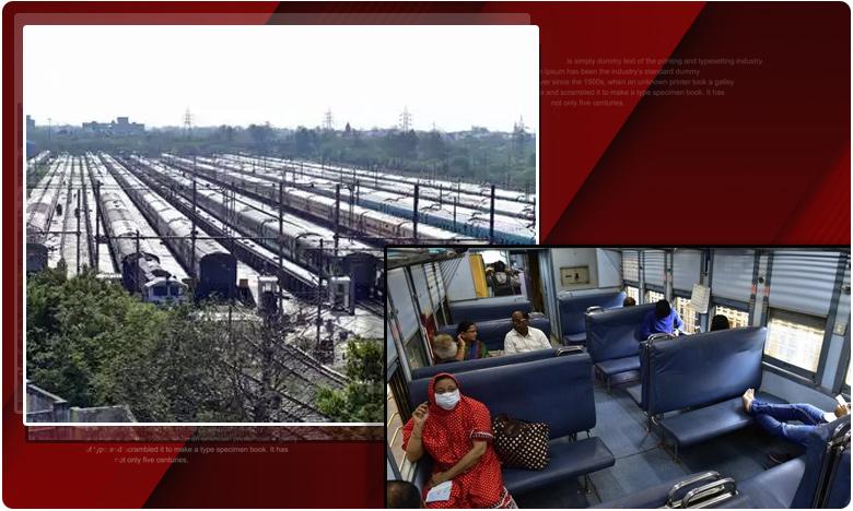 CoronaVirus in India: Railways prepares for post-lockdown services, లాక్డౌన్ తర్వాత ట్రైన్ ఎక్కాలంటే ఇవి తప్పనిసరి…!
