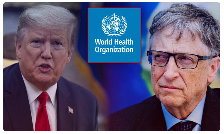 Microsoft Co-founder Bill Gates Fire, ప్రపంచ ఆరోగ్య సంస్థకు నిధులు కట్.. ట్రంప్ తీరుపై బిల్ గేట్స్ ఫైర్