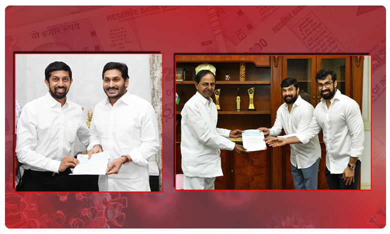 My Home Industries Private Limited Donates Rs. 6 Crores, తెలుగు రాష్ట్రాల సీఎంల సహాయ నిధికి రూ.6 కోట్లు విరాళమిచ్చిన మై హోమ్ ఇండస్ట్రీస్