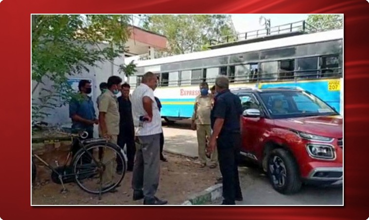 Vizag Gas Leak, Visakha లో gas leak కలకలం, భయాందోళనలో ప్రజలు