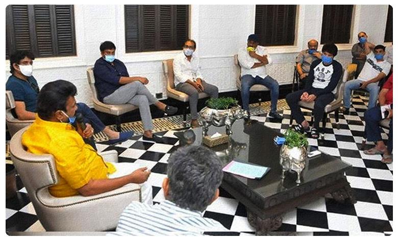Tollywood Film Industry meeting with CM KCR from Tomorrow, రేపు కేసీఆర్తో సినీ ఇండస్ట్రీ పెద్దల భేటీ.. షూటింగ్స్ నిర్వహణపై కీలక చర్చ