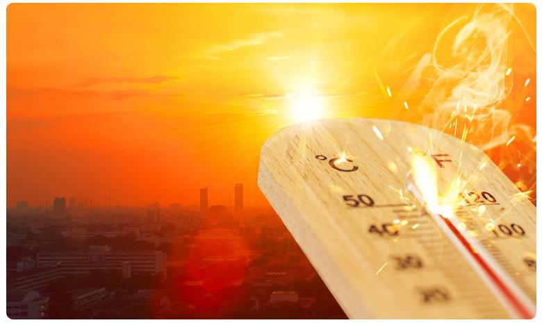 Red Heat Wave Alert, సూర్యుడి భగభగ ! తెలంగాణ సహా 8 రాష్ట్రాల్లో నిప్పుల కొలిమి !