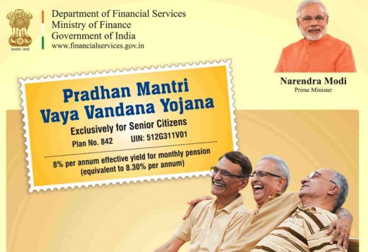 Union Government Pradhan Mantri Vaya Vandana Yojana policy extended Old Age people, ప్రధాన మంత్రి వయో వందన యోజన పథకం మరోసారి పొడిగింపు..?