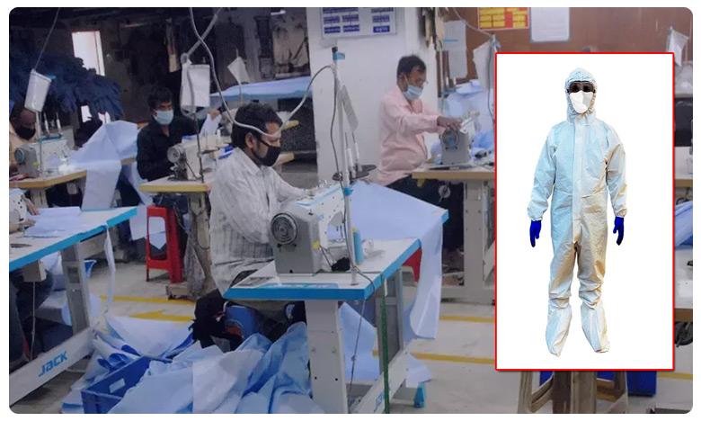 From Zero India Now Manufactures, కరోనాకి చెక్..ఇండియాలో వెల్లువెత్తిన పీపీఈ కిట్ల ఉత్పత్తి