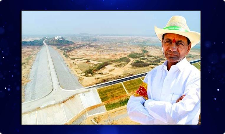 KCR Visit To Kaleshwaram Irrigation project Kondapochamma sagar, కొండపోచమ్మ సాగర్ పర్యటనకు సీఎం కేసీఆర్..!