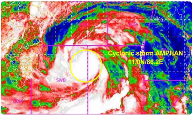 Amphan Effect: Heat Raises in Visakha, ఉమ్పున్ ఎఫెక్ట్: విశాఖలో పెరగనున్న ఎండలు