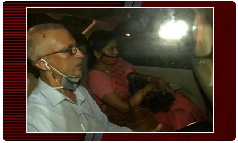 Suspended Dr. Sudhakar discharged from mental hospital, విశాఖ మెంటల్ ఆస్పత్రి నుంచి డాక్టర్ సుధాకర్ డిశ్చార్జ్…
