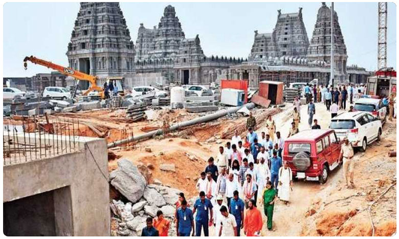 Yadadri Sri Laxmi Narasimha Swamy Temple to be opened, యాదాద్రిపైకి నడిచే వెళ్లాలి.. ఈ నెల 8 నుంచి దర్శనాలు
