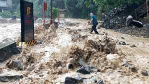 Severe Floods, చైనాలో పోటెత్తిన వరదలు.. 140 మందికి పైగా మృతి ?