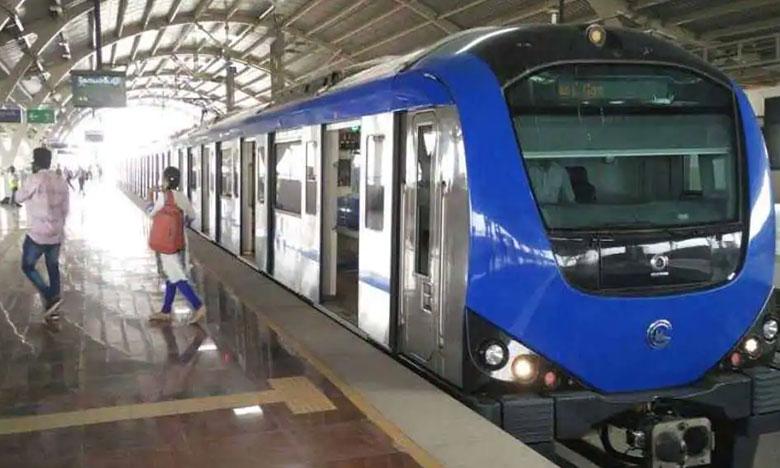 Three Chennai Metro stations renamed after former chief ministers Anna: MGR and Jayalalithaa, మూడు మెట్రో రైల్వేస్టేషన్లకు మాజీ సీఎంల పేర్లు
