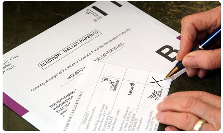 postal voting for, వృద్ధులకు పోస్టల్ బ్యాలెట్
