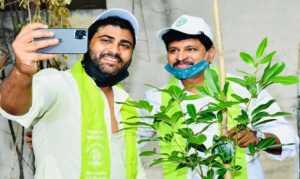 hero sharwanand has taken up the green India challenge, 'గ్రీన్ ఇండియా ఛాలెంజ్'లో పాల్గొన్న హీరో శర్వానంద్