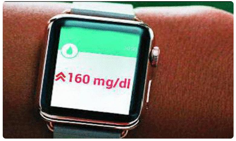 This wristband monitors your glucose level, రిస్ట్ బ్యాండ్ తో.. షుగర్ టెస్ట్..