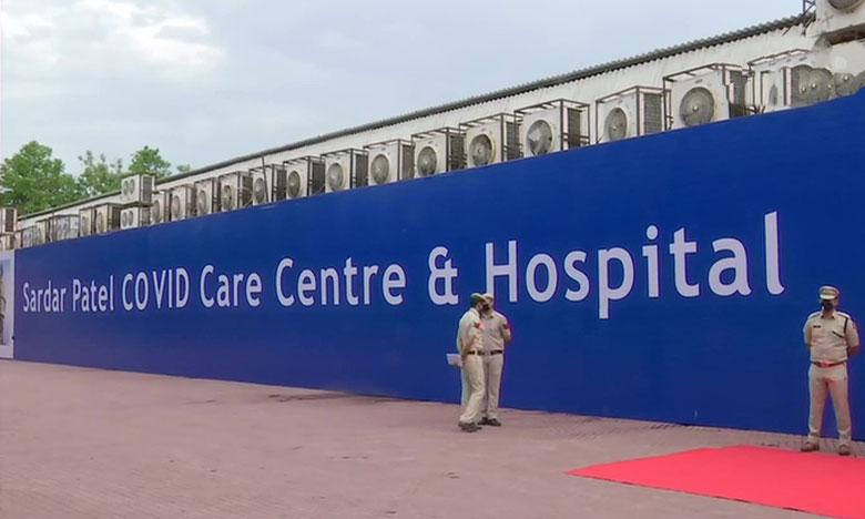 Delhi LG Inaugurates World's Largest Corona Care Centre, ప్రపంచంలోనే అతిపెద్ద కోవిడ్ ఆస్పత్రి ఢిల్లీలో..