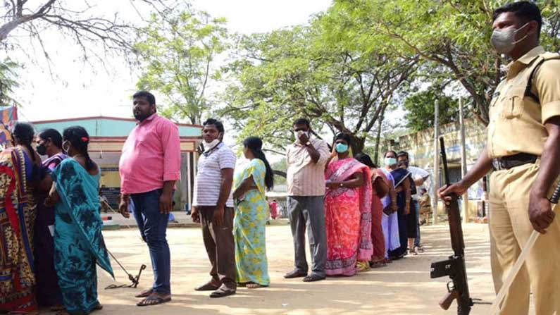AP local body Elections 2021 copy AP Panchayat Elections 2021 live: Everything is ready for the second installment of Gram Panchayat elections ... Polling for 2,786 Sarpanch posts .. - Andhra pradesh panchayat elections-2021