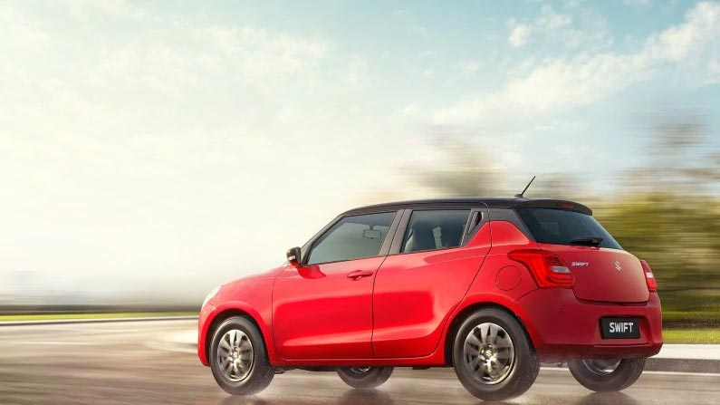 Swift 1 Swift New Car: Swift New Car Into Indian Market ... Impressive 'Facelift' With New Look, Features .. - Maruti Suzuki Swift Facelift Launched In India