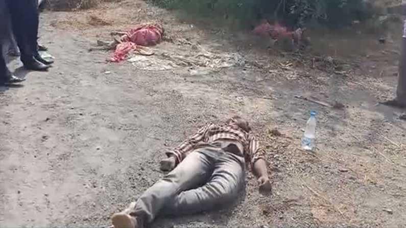 ong 2 Three killed in car-bike collision near Prakasam district - Three killed in car-bike collision near Prakasam district