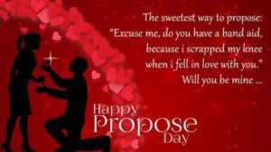 propose day Valentine Week: A sweet day to express feelings and bond .. - valentine week propose day 8 February 2021