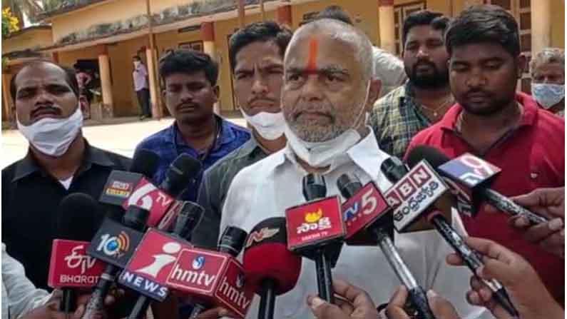 Ap Speaker Thammineni Sitharam