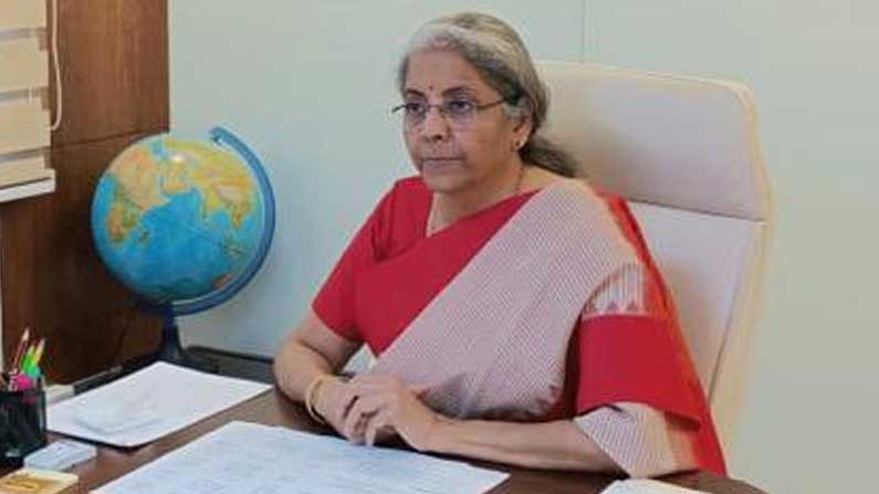 Minister Nirmala Sitharaman